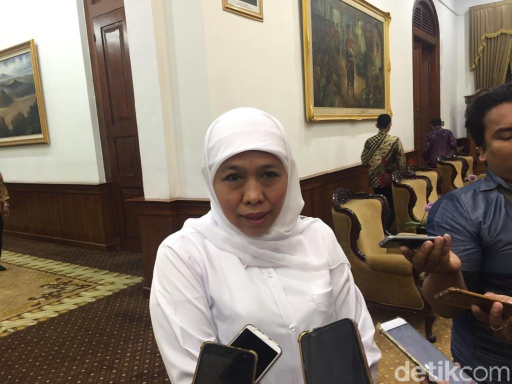 Wiranto Ditusuk, Gubernur Khofifah Minta Aparat Tindak Tegas Pelaku