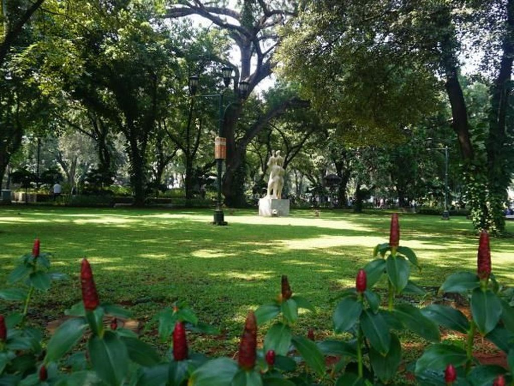 JJ Rizal Pertanyakan Pembangunan Pospol Taman Suropati, Ini Profilnya