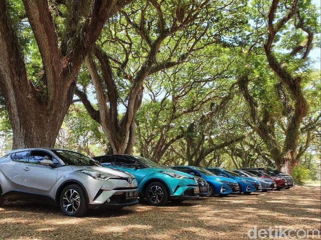 Aturan Pajak Berdasarkan Emisi Gas Buang, Toyota Turun Harga?