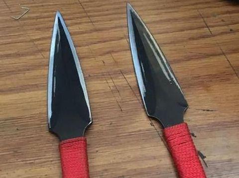 Senjata Naruto Tusuk Wiranto