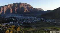 Gunung Rinjani Buka 8 Destinasi Wisata