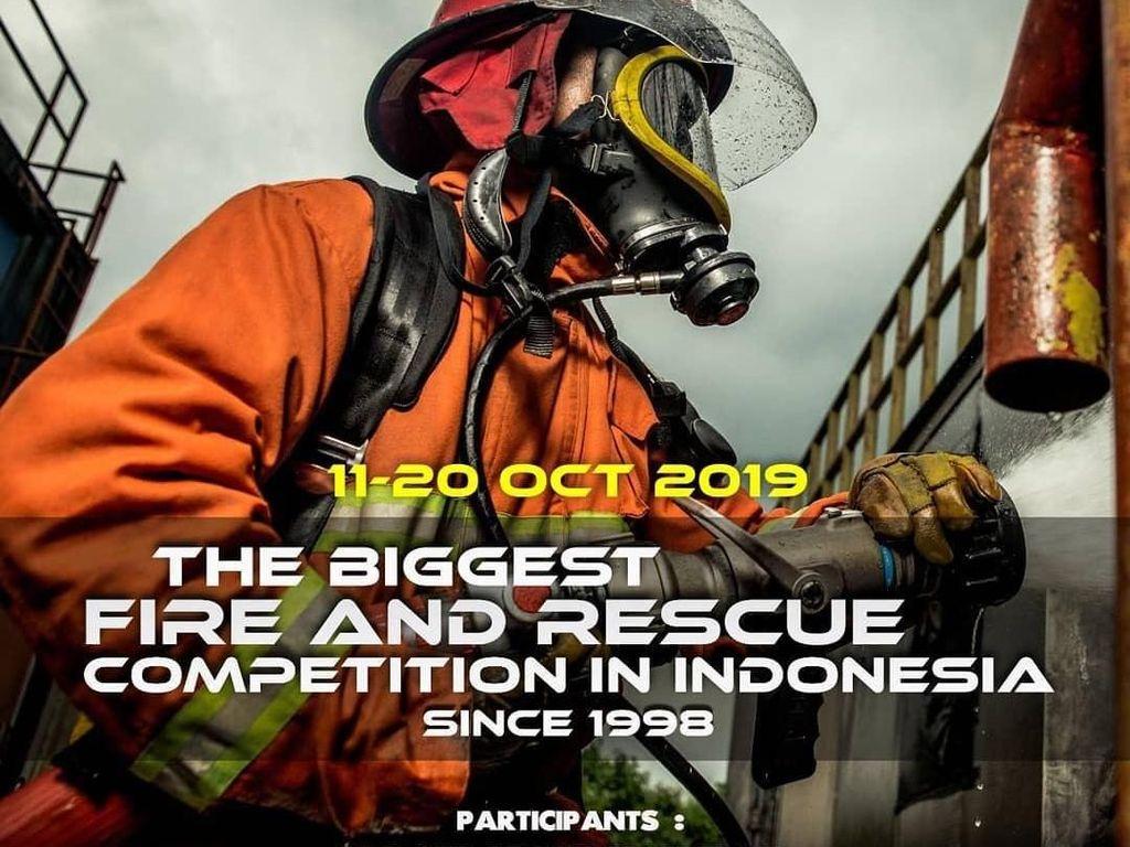 Sekolah Penerbangan Curug Gelar Kompetisi IFRC