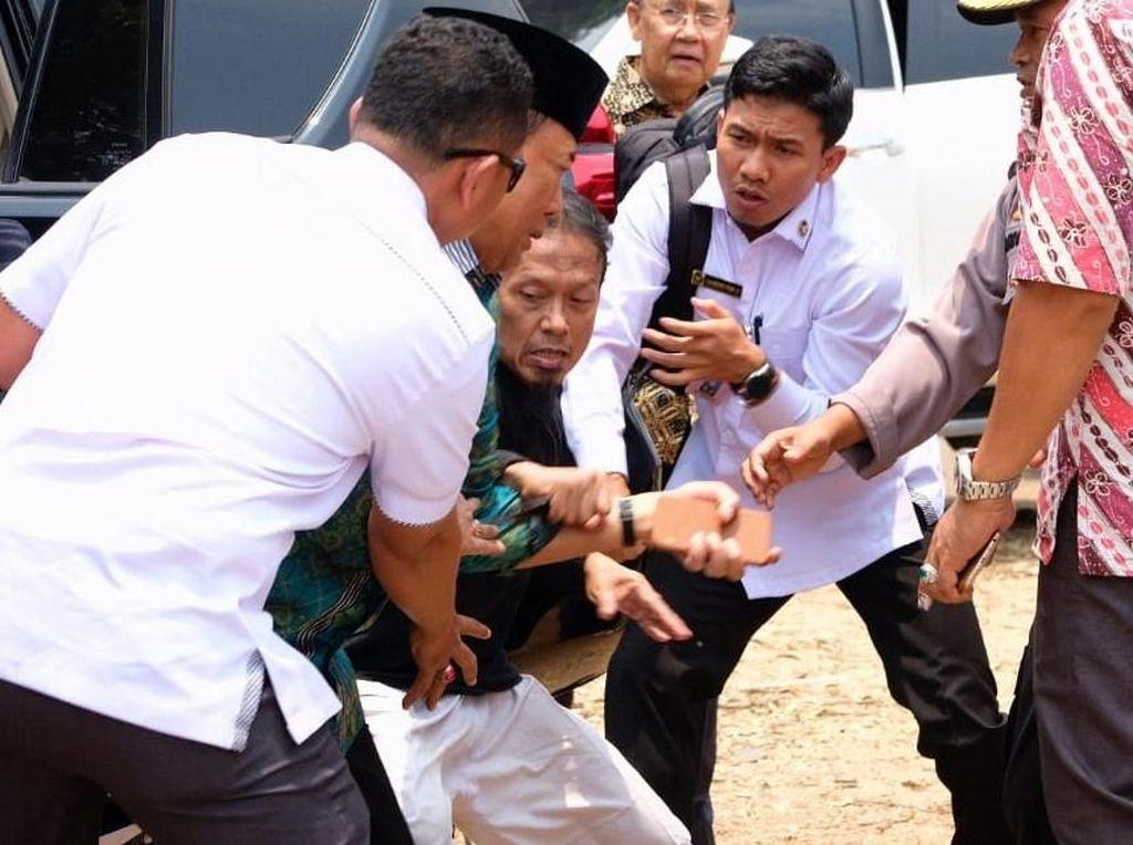 Serda Z yang Dihukum Gegara Postingan Istri soal Wiranto Belum Punya Jabatan
