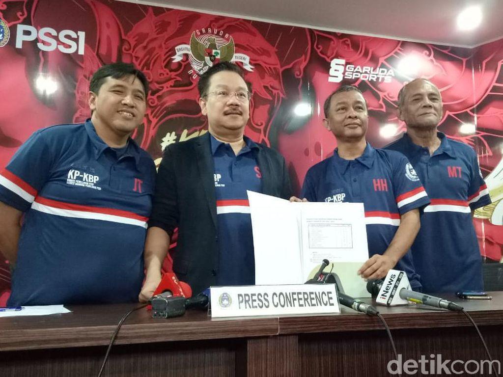 Tak Diungkap KP, Ada Calon Pengurus PSSI Jalani Proses Pengadilan