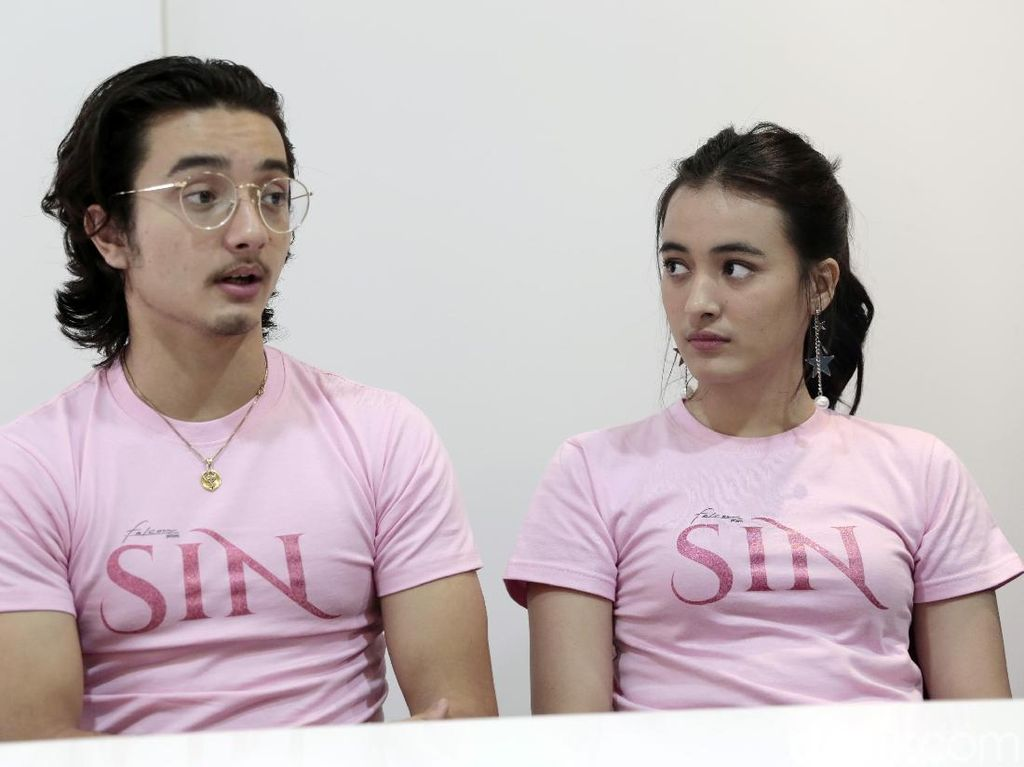 Beradegan Tinju di Film SIN, Bryan Domani Tak Pakai Stuntman