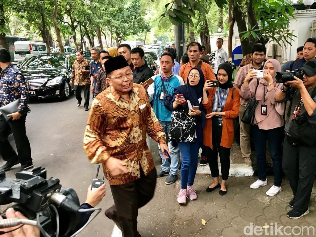 Arsul Sani Sebut Megawati Ingin Amandemen UUD Hanya soal GBHN
