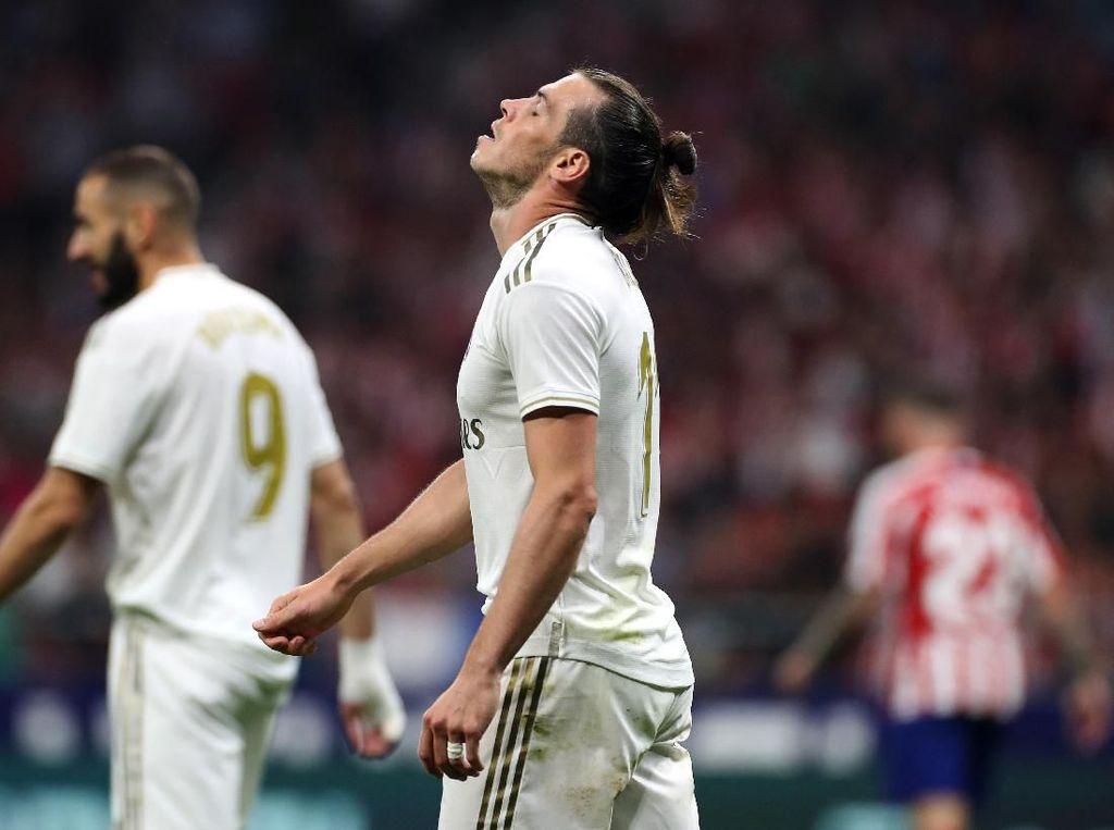 Bale Tinggalkan Madrid untuk Liga China?