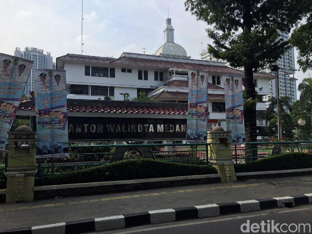 Bobby Nasution-Akhyar di Bursa Pilwalkot Medan, NasDem Cari Calon Mumpuni