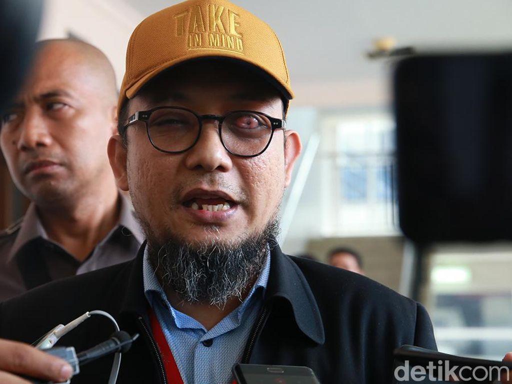 ICW Minta Polisi Abaikan Laporan Dewi Tanjung: Ungkap Teror Air Keras ke Novel