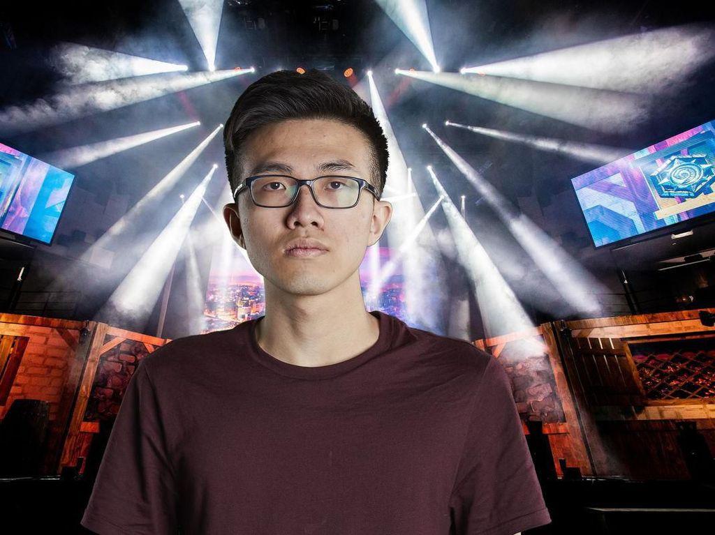 Gamer Profesional Dicekal Gara-gara Bela Demonstran Hong Kong