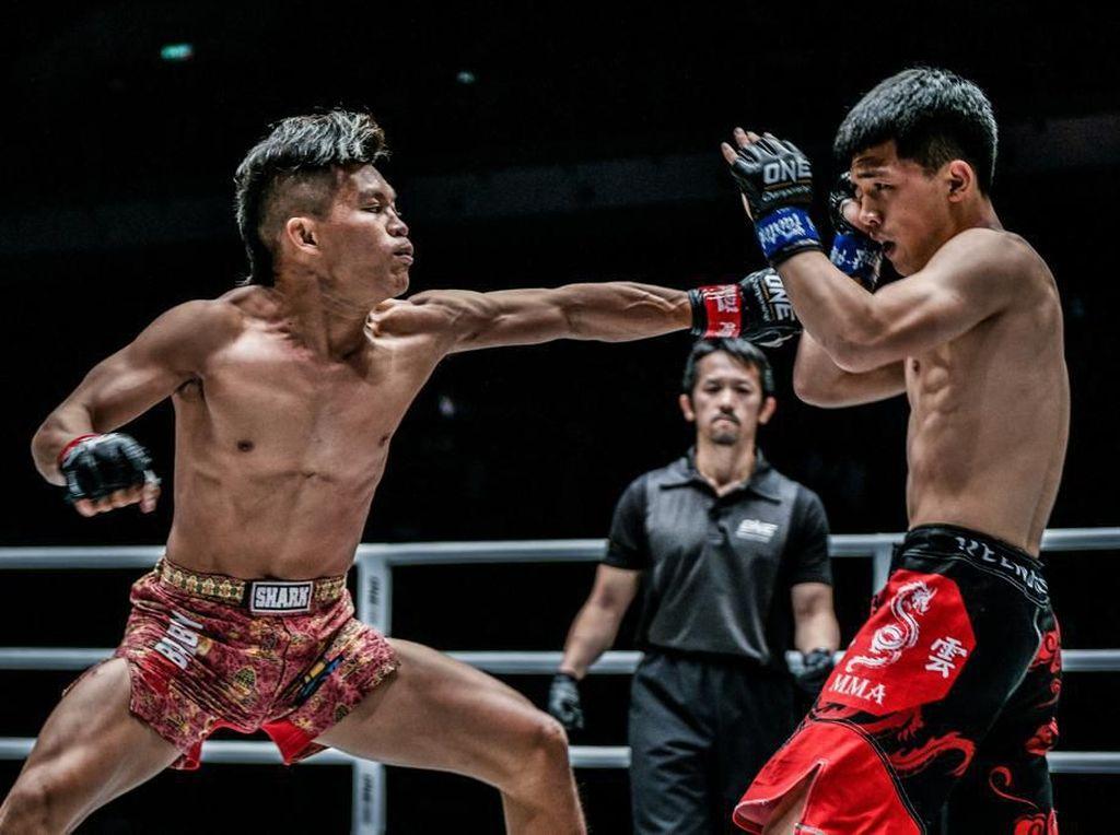 Duel Merah-Putih di ONE Championship: Adrian Vs Stefer Rahardian