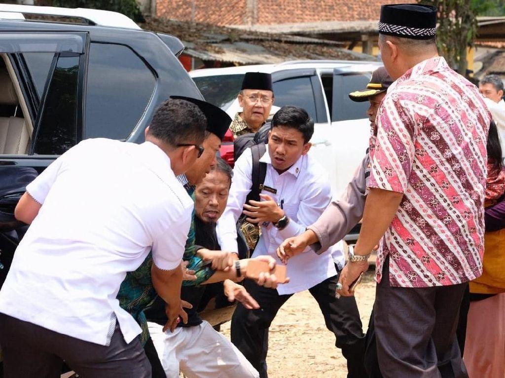 Poppy Amalya Baca Ekspresi Penusuk Wiranto: Ada Kemarahan dan Jijik
