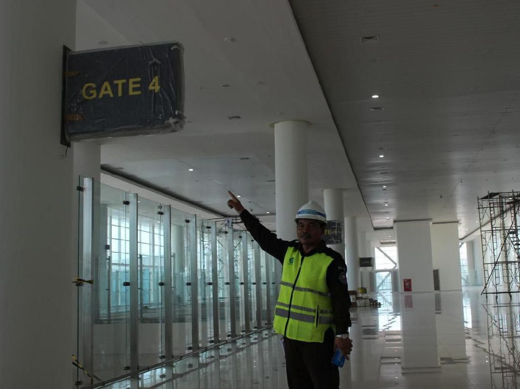 Launching November, Bandara Syamsudin Noor Akan Diresmikan Jokowi