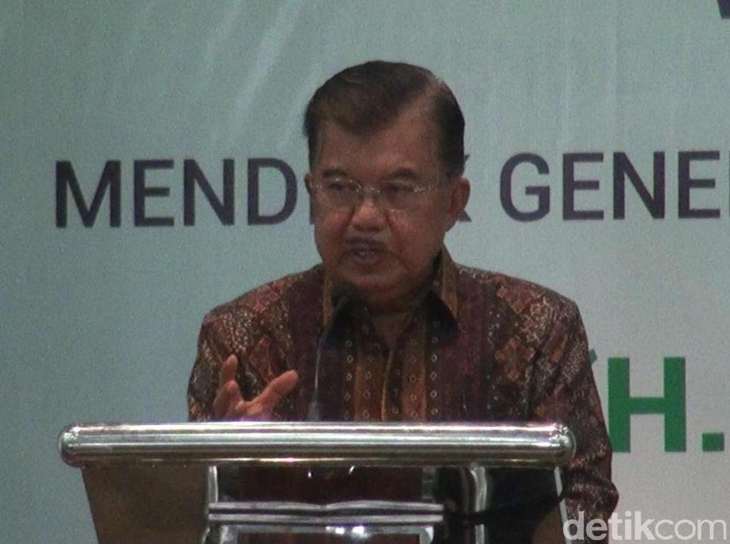 JK Kaget Wiranto Ditusuk: Ini Pertama Kali Pejabat Ditikam