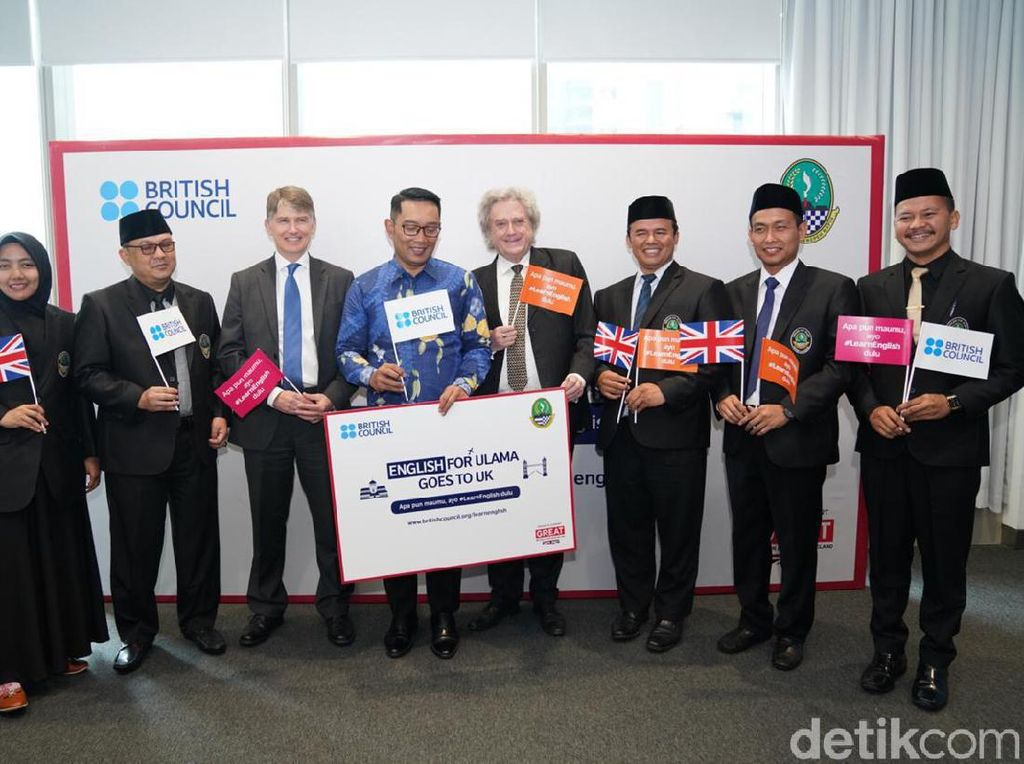 Ulama Jabar Siap Kenalkan Damainya Islam Indonesia di Inggris