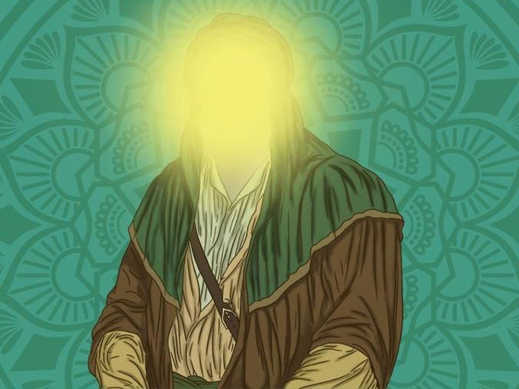 Keteladanan Abu Bakar As Siddiq: Ikhlas Hidup Miskin demi Islam