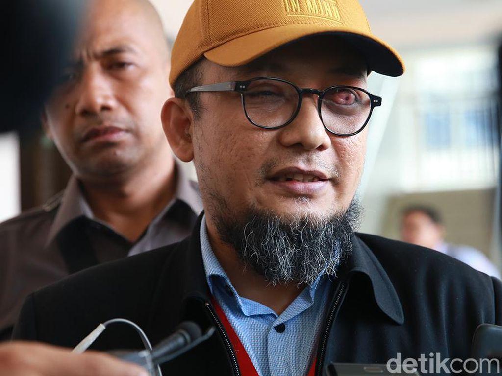 Tim Advokasi: Kasus Novel Bukan Pidana Biasa, Ada Pemufakatan Jahat