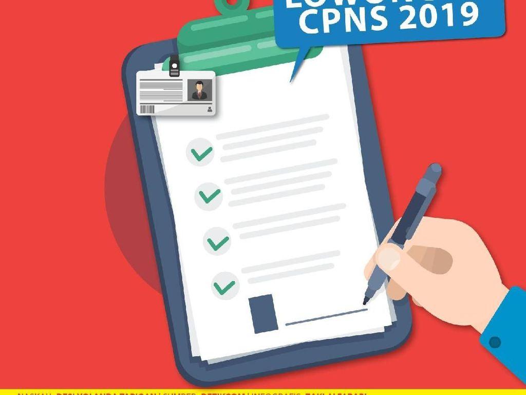 Lowongan CPNS di Depan Mata, Jangan Lupa Ikut Bimbel