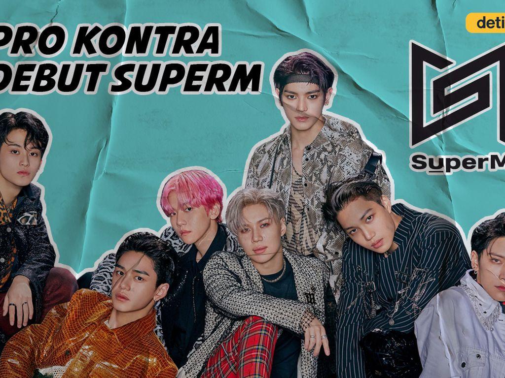 K-Talk Ep 8: Keributan di Tengah Debut SuperM