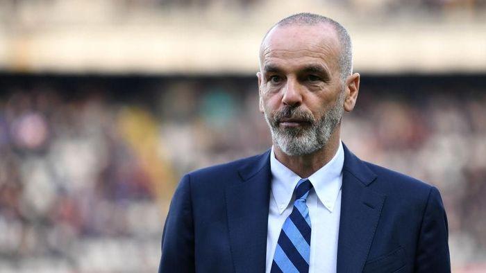 Pelatih baru AC Milan, Stefano Pioli (Foto: Valerio Pennicino/Getty Images)