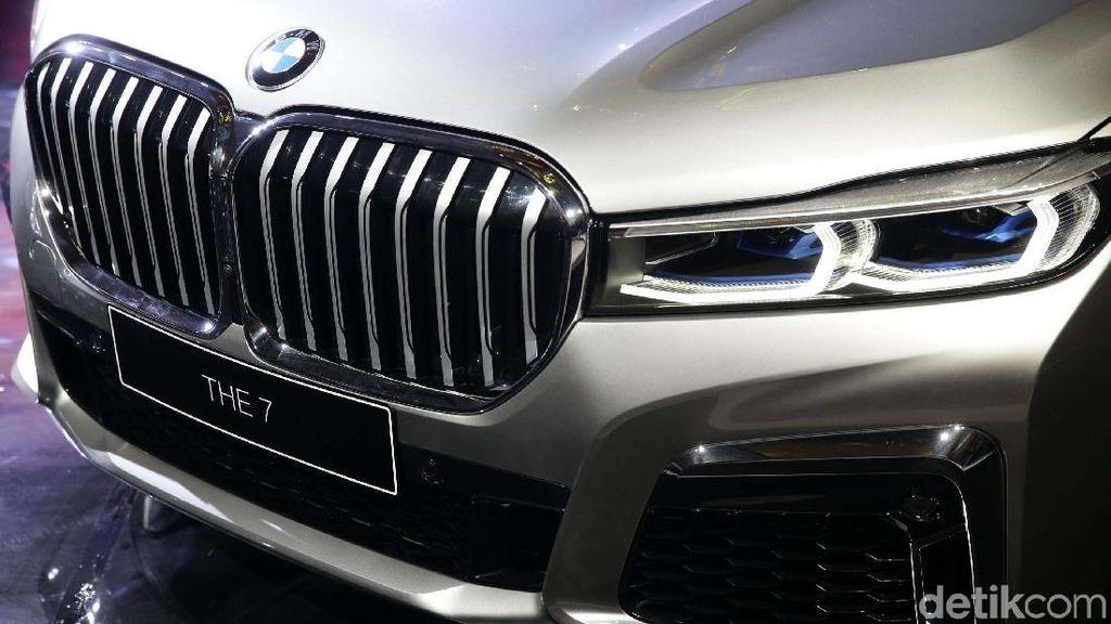 Tampang Keren Sedan Termewah BMW