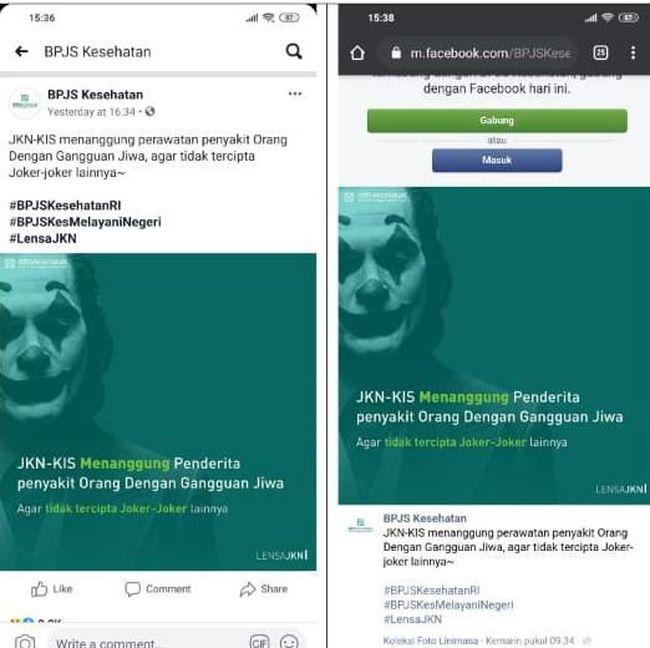 Berita YLBHI dan Pemerhati ODGJ Somasi Dirut BPJS Kesehatan terkait Postingan 'Joker' Kamis 24 Oktober 2019