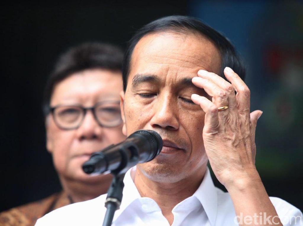 ICW: Tak Keluarkan Perppu, Desain Pelemahan KPK Berasal dari Jokowi