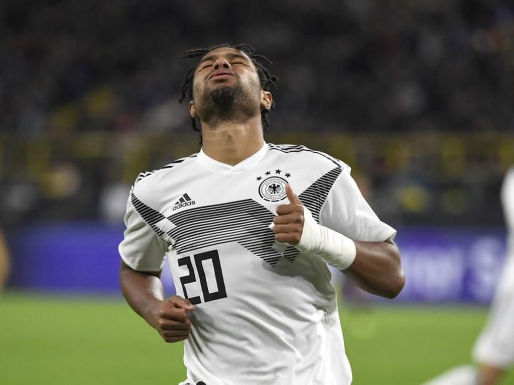 Serge Gnabry: Tajam di Bayern, Garang di Timnas Jerman