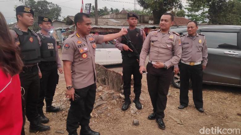 Kapolda Banten Sebut Penusuk Wiranto Datang Sambil Membawa Anak