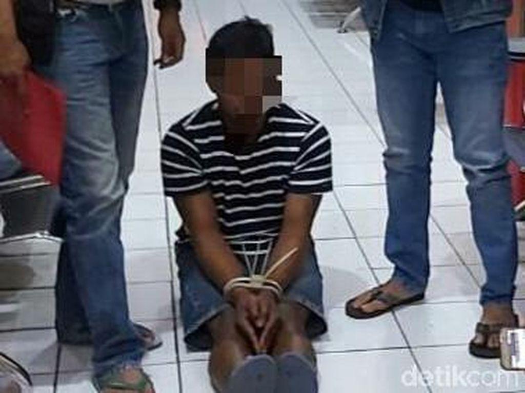 Polisi Gadungan Ini Akhirnya Tertangkap Juga Saat Kabur ke Kalimantan