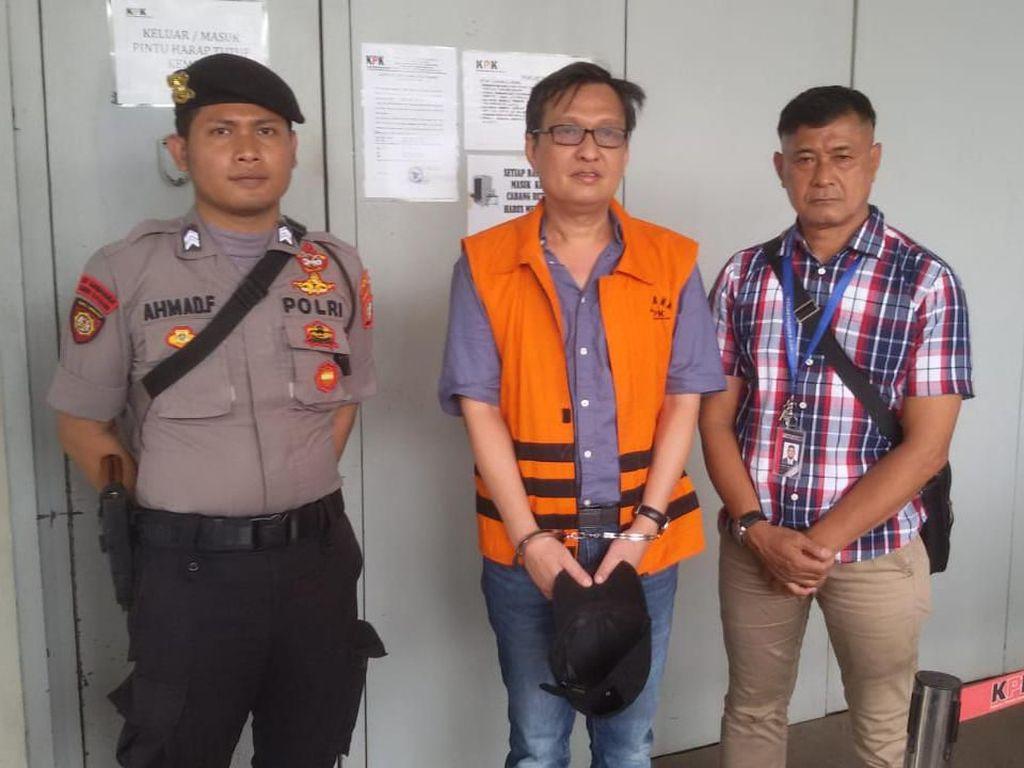 KPK Eksekusi Penyuap Bupati Talaud ke Lapas Tangerang