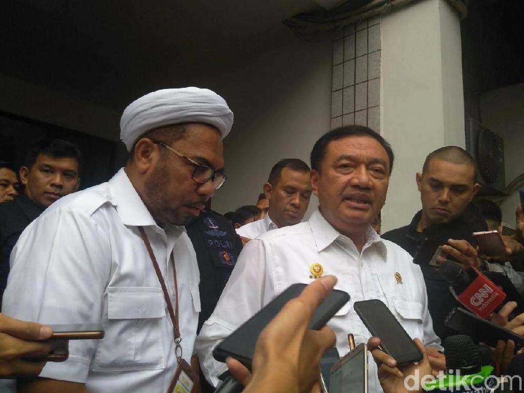 Kepala BIN Klaim Sudah Deteksi Aktivitas Abu Rara
