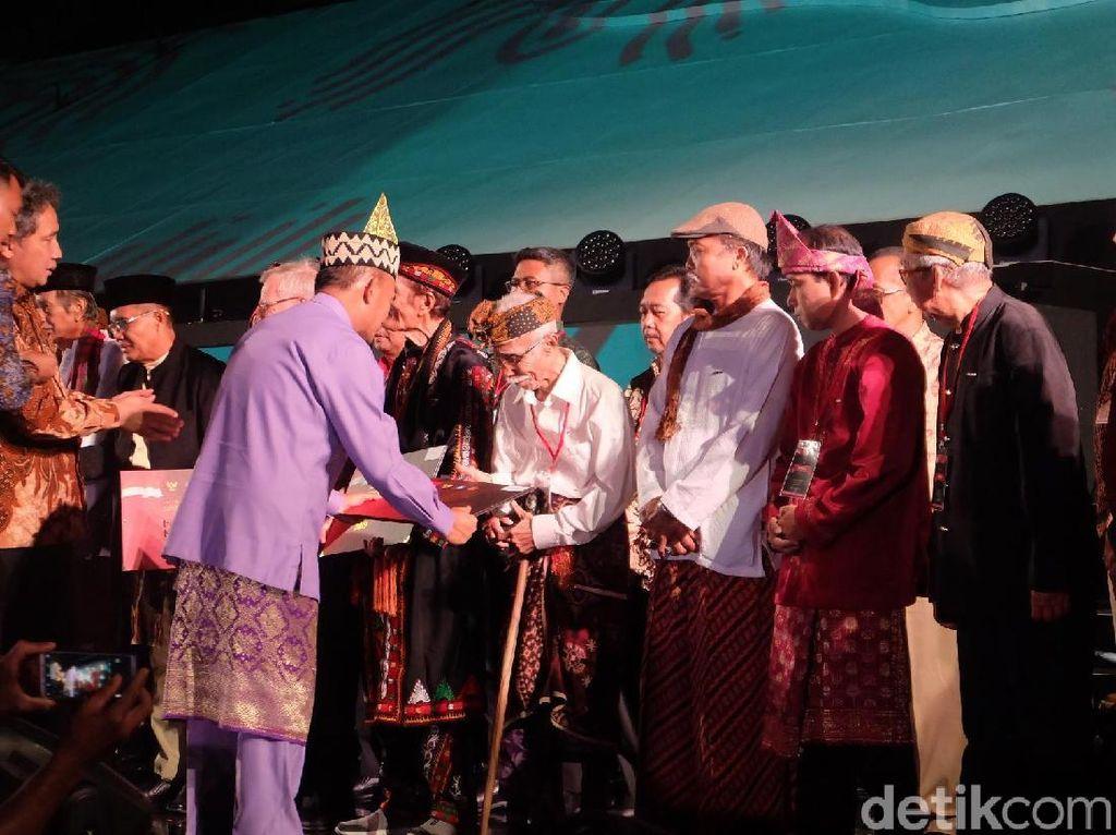 Tanpa Eka Kurniawan, Ini 58 Penerima Anugerah Kebudayaan 2019
