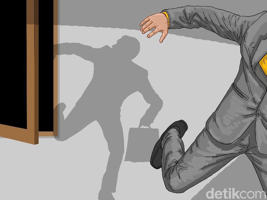 Colong Uang Perusahaan Rp 1 M, Pemuda di Aceh Serahkan Diri ke Polisi