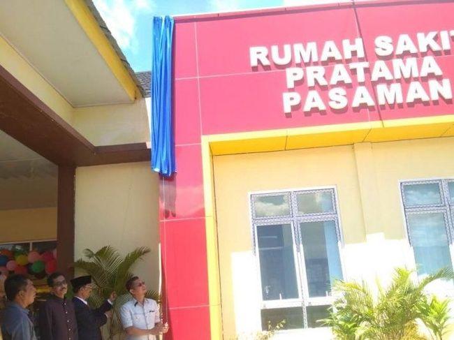 Berita Permudah Layanan Kesehatan, Pemkab Kutai Tmur Bangun RS di Muara Bengkal Kamis 24 Oktober 2019