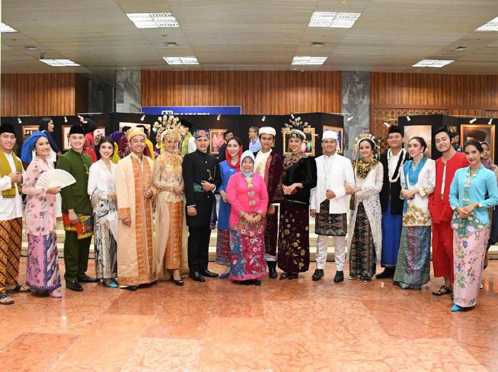 Sambut Anggota Parlemen Baru, MPR Gelar Budaya Betawi