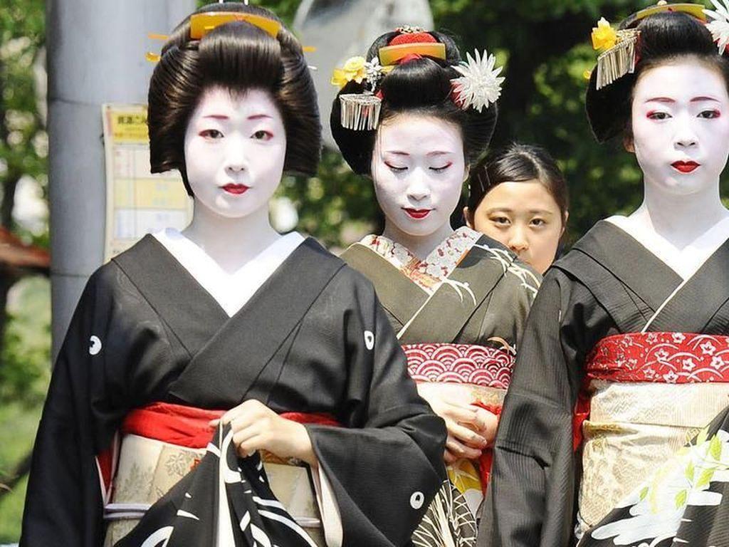 Ini Pola Makan Geisha, Wanita Penghibur dari Jepang yang Terkenal