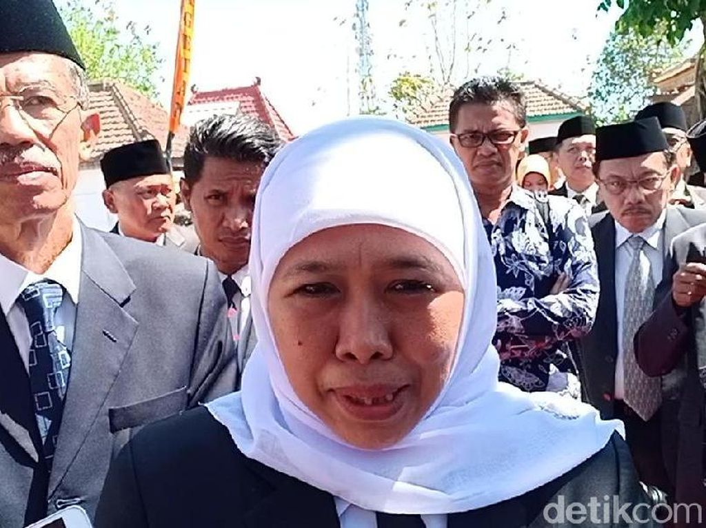 Pascapenusukan Wiranto di Banten, Khofifah Pastikan Jatim Aman