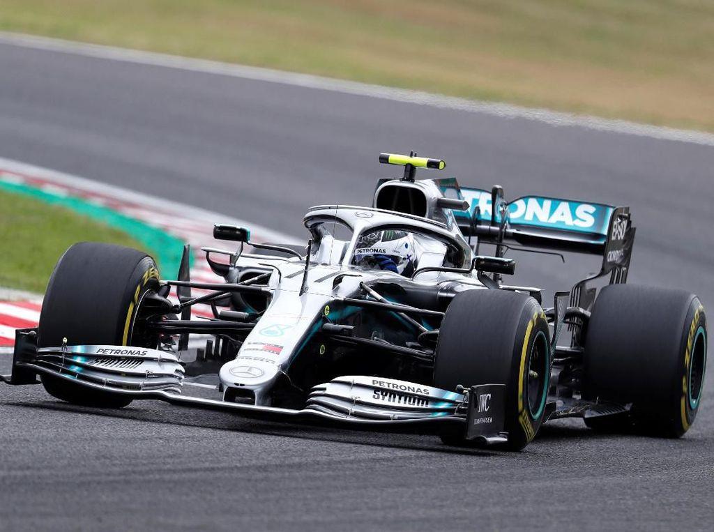 Free Practice I GP Jepang Dikuasai Mercedes