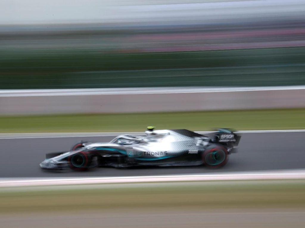 Free Practice II GP Jepang: Mercedes Masih Tercepat, Bottas Teratas lagi
