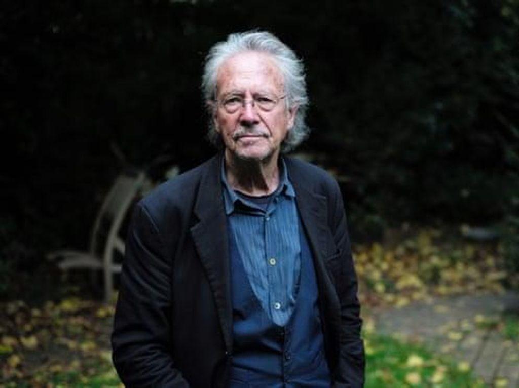 Usai Kisruh Nobel Sastra 2019, Peter Handke Tolak Diwawancara