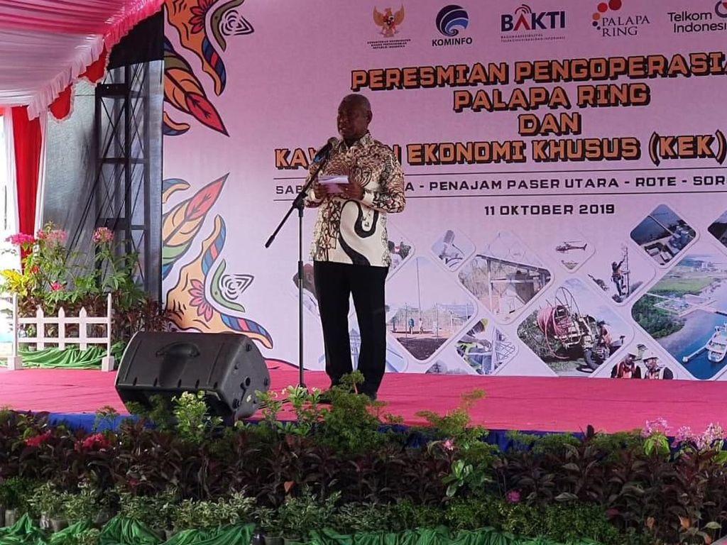 KEK Sorong Dibuka, Papua Barat Kini Butuh Balai Latihan Kerja