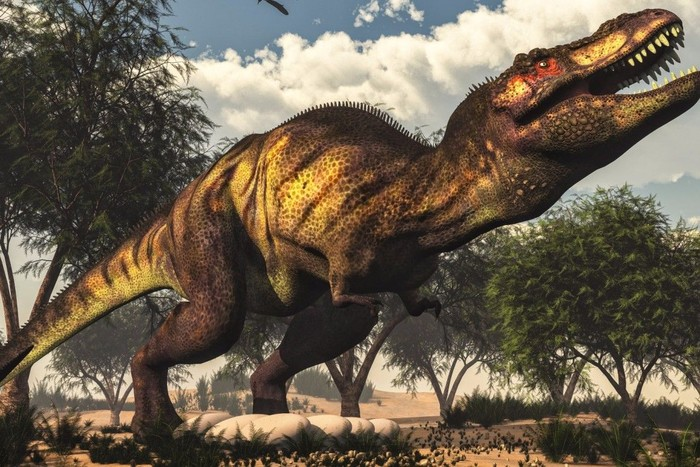 Kepunahan Massal Terbesar di Bumi Terjadi Sebelum Zaman Dinosaurus