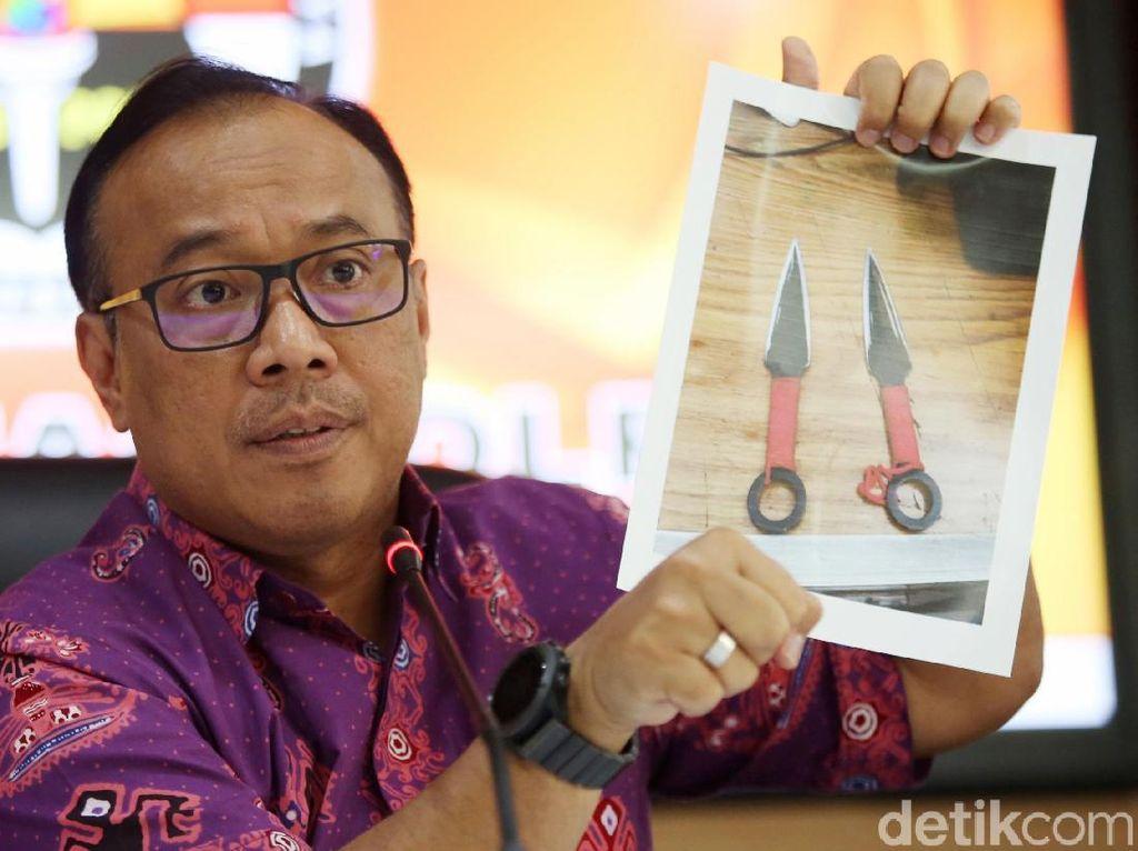 Abu Rara Serang Wiranto Dipicu Tertangkapnya Ketua JAD Bekasi