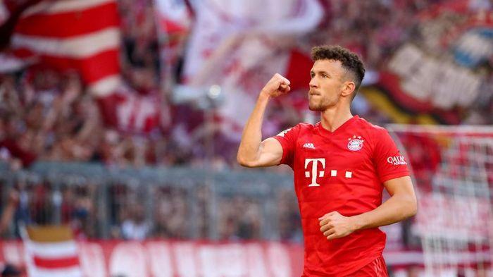 Ivan Perisic memungkinkan dipermanenkan Bayern Munich. (Foto: Michael Dalder / Reuters)