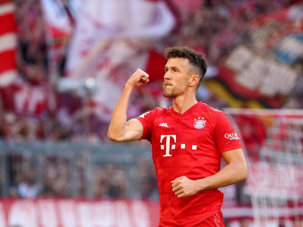 Bayern Mungkin Saja Permanenkan Perisic