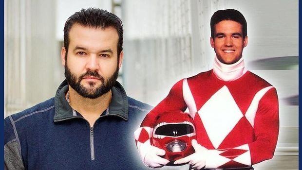 Austin John, Power Ranger Merah