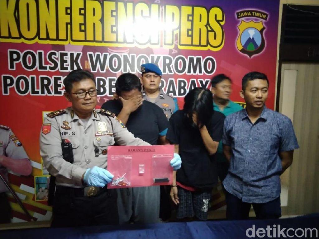 Anggota Satpol PP di Surabaya Diciduk Polisi Saat Asik Pesta Sabu
