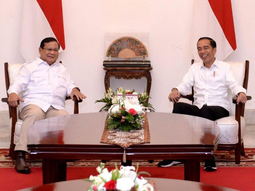 Bertemu SBY-Prabowo dalam 2 Hari, Apa Deal yang Didapat Jokowi?
