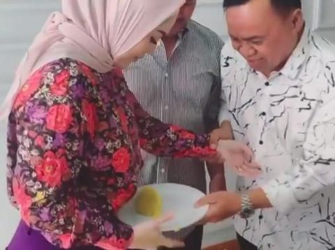 Jeniffer Dunn Happy Rayakan Ultah Bareng Suami, Netizen Kok Marah